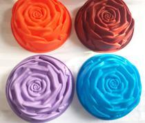 0601 - molde de silicone para doces - flor - Prado