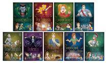 09 Livros Clássicos Da Literatura Mundial  Versão Infanto Juvenil - Todolivro