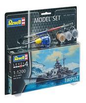 1/1200 - Tirpitz Model Set - Revell 65822 -