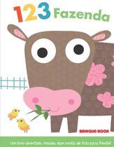 1 2 3 fazenda - Brinque book