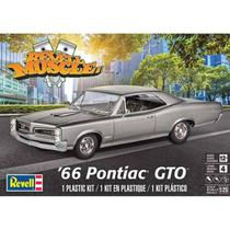 1/25 - Pontiac GTO 1966 -  Revell -