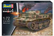 1/72 - PzKpfw II Ausf. L Luchs (Sd.Kfz.123) - Revell -