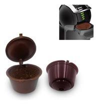 1 Cápsula Reutilizável Recarregável Cafeteira Dolce Gusto - Groto Store
