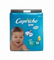 1 Fraldas Capricho Revenda Tamanho M - Capricho Baby Plus
