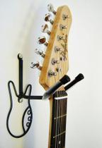1 Suporte Parede Violão Guitarra Baixo Ou Chão Jm. - Suportejm