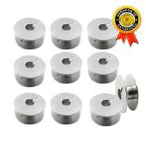 10 Bobina Carretilha Alumínio Máq Costura Reta Pfaff 463 563 - Premier