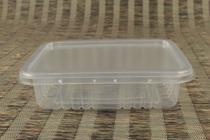 10 Embalagens de Plástico para Marmitas Fit ou Alimentação Saudável 500ml - Galvanotek