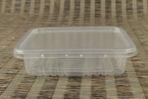 10 Embalagens de Plástico para Marmitas Fit ou Alimentação Saudável - Galvanotek