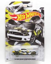 10 Ford Shelby GT500 Super Snake  - Urban Camouflage - 1/64 - Hot Wheels -