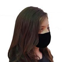 10 Máscara Infantil ALG Top 3 Camadas Elástico Regulável - Tékhne