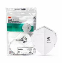 10 Máscaras 3m Pff2 9920H Hospitalar Proteção Respiratória Contra Agentes Biológicos Selo Anvisa  e Inmetro -
