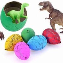 10 Uni Ovos De Dinossauro Ovo Surpresa Cresce Na Água Tam. P - Impt