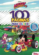 100 paginas para colorir - mickey - Bce - Bicho Esperto (Rideel)