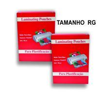 100 Plásticos polaseal Pouch Film 80x110 Milimetros 0,05 Tamanho RG 125 Micron - Mbset
