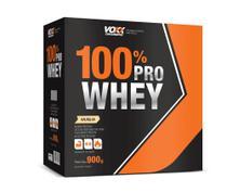 100 PRO Whey Voxx Suplementos - 900g -