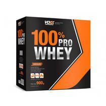100% PRO Whey Voxx Suplementos - 900g -