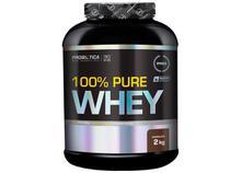 100% Pure Whey 2kg Chocolate - Probiotica - Probiótica