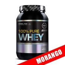 100 Pure Whey (900g) Probiótica - Probiotica -