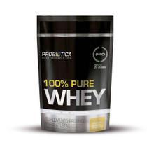 100 Pure Whey Pouch (825g) Probiótica - Probiotica -