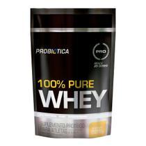 100% Pure Whey Probiótica Baunilha 825g -