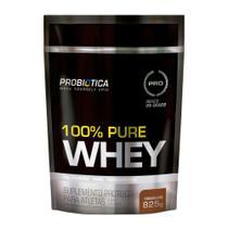 100% Pure Whey Probiótica Chocolate 825g -