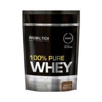 100% PURE WHEY PROBIOTICA REFIL 825g - CHOCOLATE -