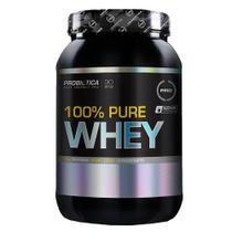 100 Pure Whey Protein 900g Baunilha Probiótica - Probiotica -