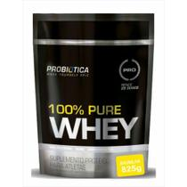 100% Pure Whey Refi 825 Bauniha - Probiótica -