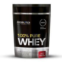 100% Pure Whey Refil 825g - Probiótica -