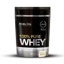 100% Pure Whey Refil Baunilha 825g - Probiótica -