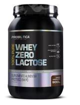 100% PURE WHEY ZERO LACTOSE PROBIOTICA CHOCOLATE  900g -