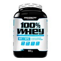 100% Whey  - 900g Baunilha - Body Nutry -