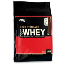100 Whey Gold Standard 10lbs (4.5kg) - Optimum Nutrition -