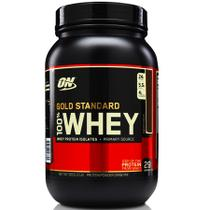 100 Whey Gold Standard (Proteína Isolada e Concentrada) 909g - Optimum nutrition