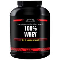 100  Whey Protein - 2,2 Kg - Nitech Nutrition