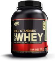 100% Whey Protein Gold Standard (2,270kg) - Chocolate c/ Menta - Optimum Nutrition -