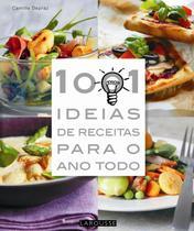 1001 ideias de receita para o ano todo - Lafonte -