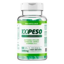 100PESO - Tratamento para 30 dias - 1 Frasco com 60 caps - Vitabe