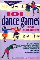 101 Dance Games For Children - Fun And Creativity With Movement - Smartfun Activity Books - - Hunter Publishing