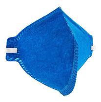 10x Máscaras Descartavél Sem Válvula Azul Delta Plus - Deltaplus