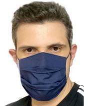 10x Mascaras Higiênicas Tecido Muito Confortável Qualidade Antialérgico Elástico - Wlxy
