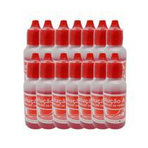 12 Reagente Para Análise De Ph Vermelho Fenol - 23ml - Equimica