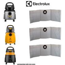 12 Sacos Descartável Aspirador Electrolux GT2000/Acqua Power AQP20 A10N1 -