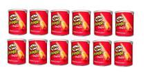 12 unidades de Batata Pringles original 41g cada -