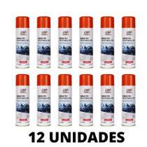 12 X Álcool 70% Spray Orbi Antisséptico Certificado Anvisa - Orbi Química