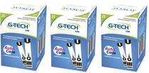 150 Tiras Reagentes G-Tech Free Lite de Glicemia -