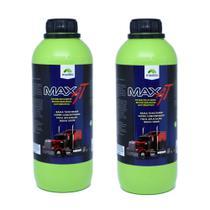 2 Ativado Limpa Bau Super Concentrado Rende 200 Litros - Maxbio