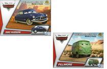 2 Disney Quebra Cabeça 3D Movido a Fricção Hudson+ Fillmore - Dtc