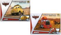 2 Disney Quebra Cabeça 3D Movido a Fricção Luigi + Mack - Dtc