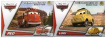 2 Disney Quebra Cabeça 3D Movido a Fricção Luigi +  Red - Dtc